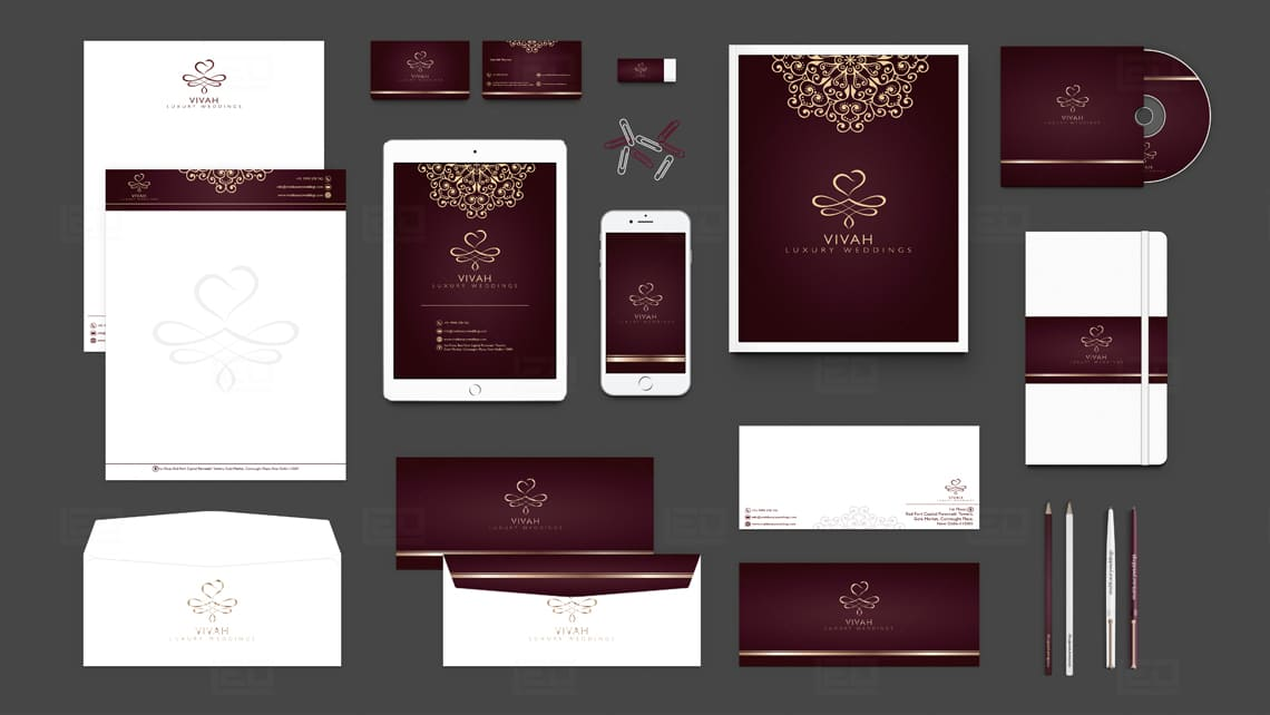 VLW Brand Design by Leading Edge Designers