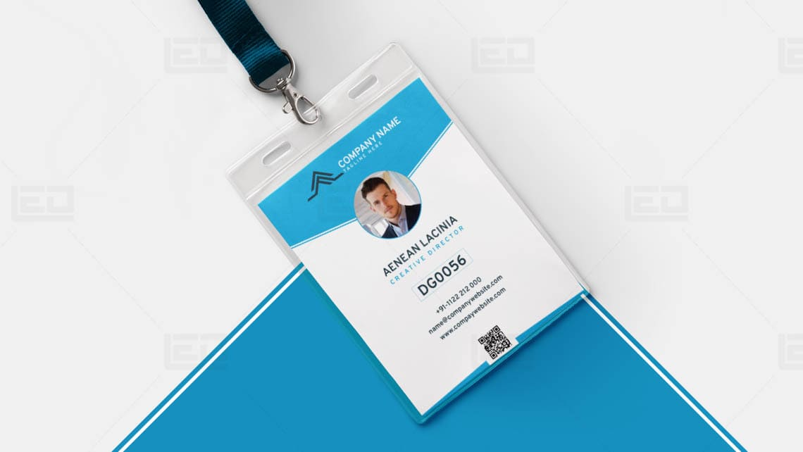 ID Card Design by Leading Edge Designers