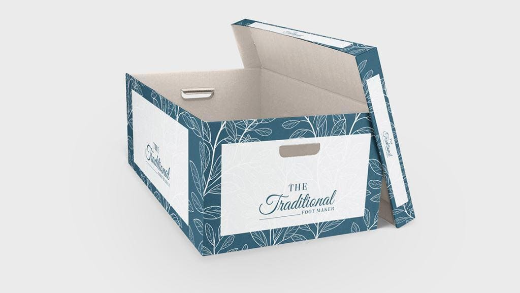Fineleaf Package Design- Graphic Design by Leading Edge Designers