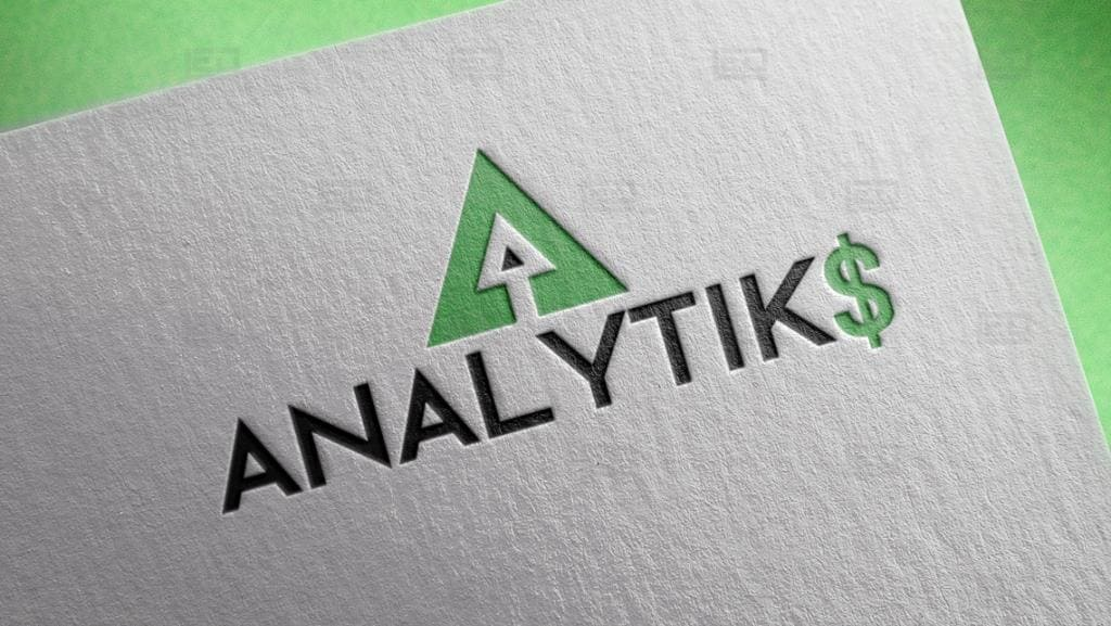 Analytiks Logo Design by Leading Edge Designers