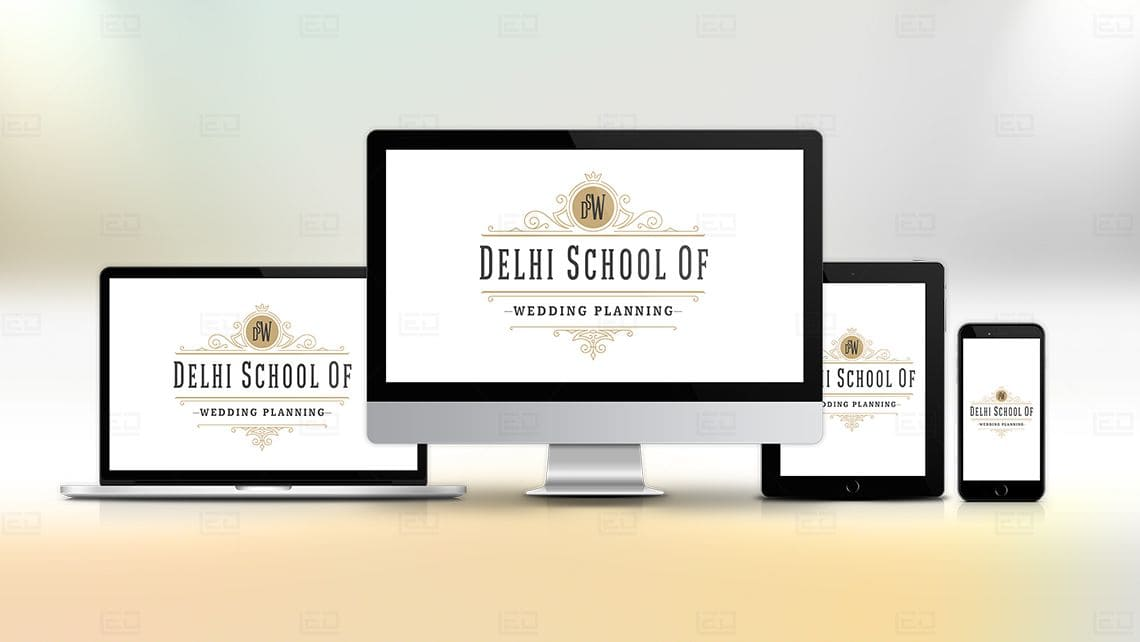 Delhi School Of Photography Logo by Leading Edge Designers