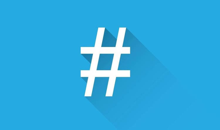 Hashtags- The Ultimate Weapon of Social Media
